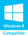 Ahora totalmente compatible con Windows 8